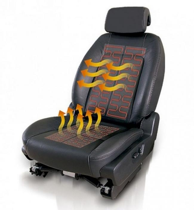 Подгряваща система за седалка KIYO AWHL