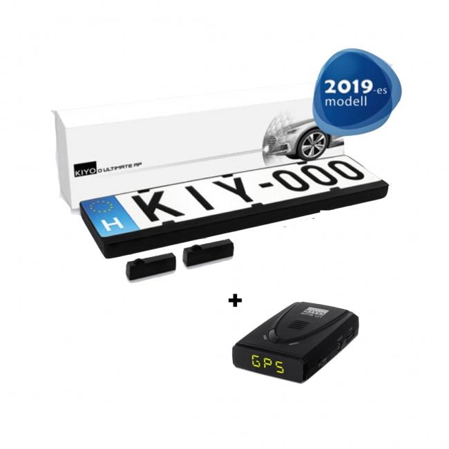 KIYO D ULTIMATE Advanced Protection 2 сензора + радар Kiyo U1 GPS