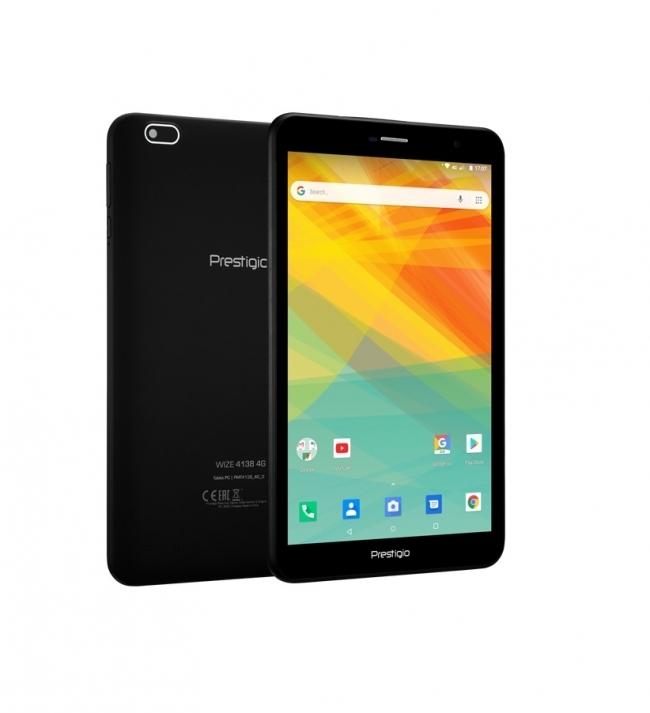 Таблет Prestigio Wize 4138 4G 8 инча,  Android 8.1, SIM, GPS