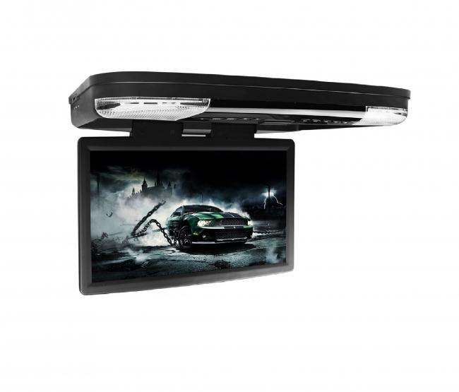 Монитор за таван CR1506VSBlack DVD, USB, SD слот, 15.6 инча