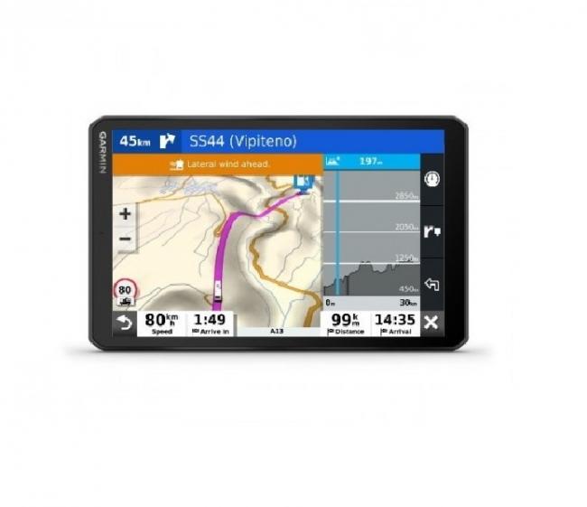GPS навигация за кемпер GARMIN CAMPER 890 MT-D 8 инча