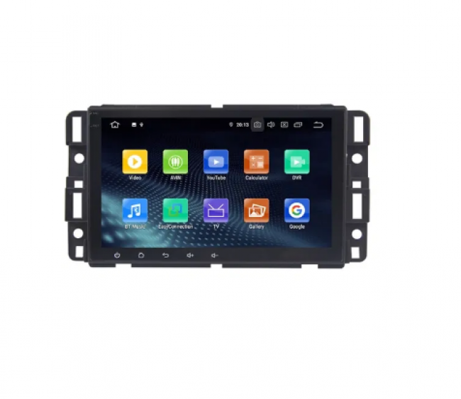 ATZ 4-ядрена навигация за Hummer H2, Chevrolet, GM, Android 10, 2GB RAM, 16GB