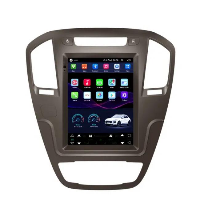 4-ядрена мултимедийна GPS навигация, ATZ за Opel Insignia, Android 10, 2GB RAM, 32GB