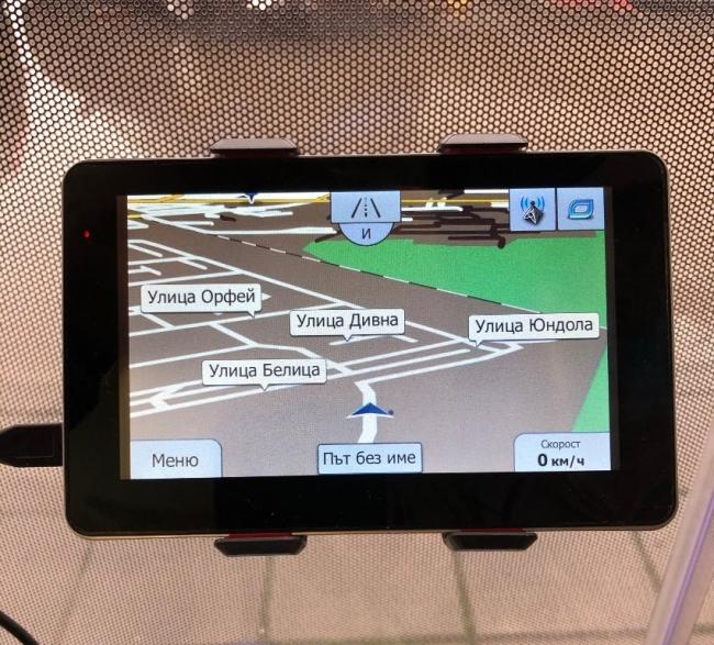 GPS навигация с Андроид MID 5инча, WIFI, GPS, Android 4 - ЛЕК - КАМИОН