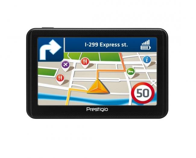 GPS навигация PRESTIGIO GEOVISION 5060 EU