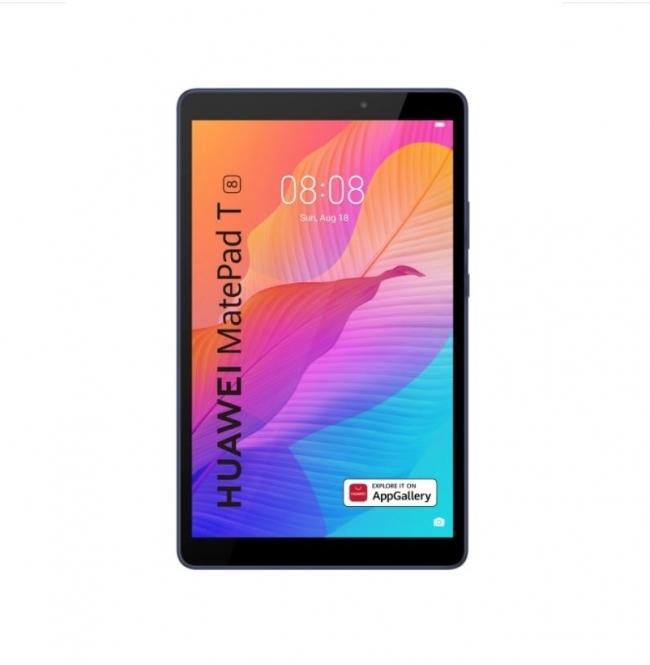 "Таблет Huawei MatePad T8, Octa-Core, 8"", 2GB RAM, 16GB,  3G ,4G Wi-Fi, син"