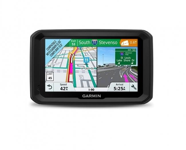 GPS навигация за камион GARMIN DEZL 580 LMT-D EU BG WIFI