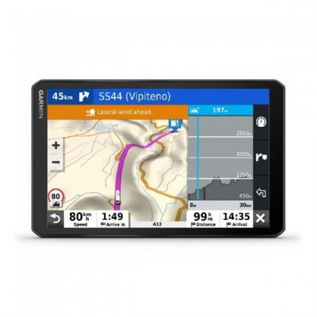 GPS навигация за кемпери GARMIN Camper 1090