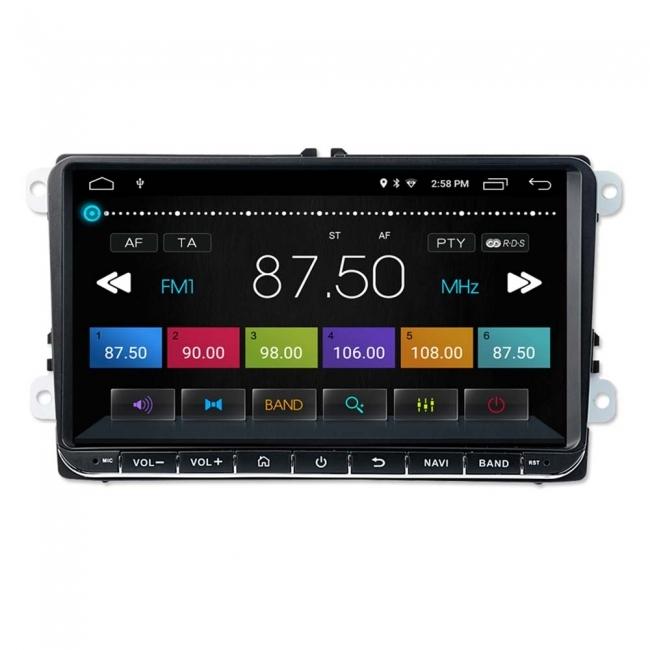 GPS навигация двоен дин за Seat SE9MTK8227A, Android 10, 1GB,  9 инча