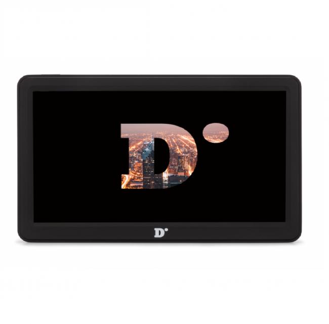 GPS навигация за кола Diniwid N9 - 9 инча, 256BM RAM
