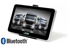 GPS навигация за камион LEOS A707BT - 7 инча, Bluetooth, 8GB, 128MB RAM