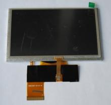 """Дисплей за GPS + тъчскрийн за 5""""  резолюция 800x480"""