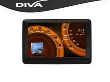 GPS навигация DIVA 4305 FM - 4.3 инча, 4GB
