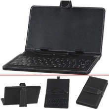 Калъф с клавиатура за таблет 10.1 инча - USB