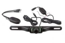 Универсална 2.4 GHZ Wireless камера за задно виждане 2LEDNW