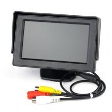 4.3 инчов TFT LCD монитор за връзка с камера за задно виждане