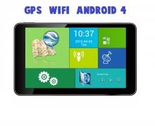 "GPS навигация - Таблет MID A703 - 7"", GPS, WIFI, 1.2GhZ, 8GB - за кола - камион"