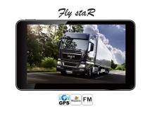 GPS навигация за камион Fly StaR X10 SE - 7 инча, 800MHZ, 4GB
