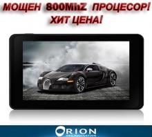"GPS навигация ORION Z5 – 5"" + 800 MhZ + 8GB"