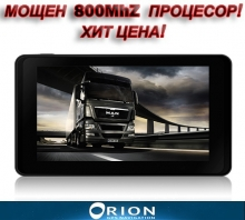 "GPS навигация за камион ORION Z5 Truck – 5"" + 800MhZ + 8GB"