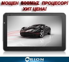 "GPS навигация ORION Z7 – 7"" + 800MhZ + 8GB"