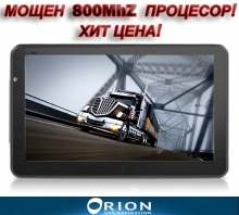 "GPS навигация за камион ORION Z7 Truck – 7"" + 800MhZ + 8GB"