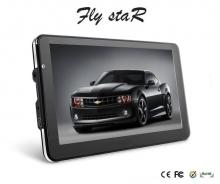 """GPS навигация Fly StaR X11 - 7"""" HD + 4GB"""