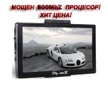 "GPS навигация Fly StaR X101 - 7"" + 8GB + 800MhZ"