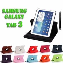 """Кожен калъф за Samsung Galaxy Tab 3 10.1"""" + ПОДАРЪК ПИСАЛКА"""