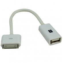 OTG кабел за iPad 2 и iPhone