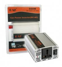 Инвертор на напрежение 24V - 220V - 500W