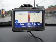 GPS навигация за КАМИОНИ TomTom GO630