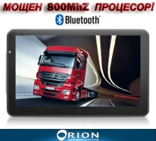 GPS навигация за камиони ORION Z7BT Truck – 7 инча, 800MhZ, Bluetooth
