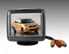 3.5 инчов TFT LCD монитор за връзка с камера за задно виждане
