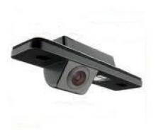 Камера за заднo виждане за Skoda Octavia, модел LAB-VW04