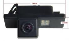 Камера  за заднo виждане за Nissan Qashqai/X-Trail, модел LAB-NIS03