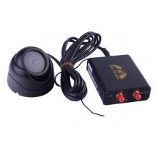 Тракер Професионален GPS/SMS/GPRS, IR цветна CMOS камера,TK106B
