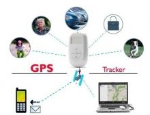 Tракер Мини GPS/GPRS/GSM,модел CRT19D