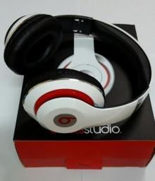 Нов модел! Аудио слушалки Beats by Dre STUDIO HD ( Реплика ) - БЕЛИ