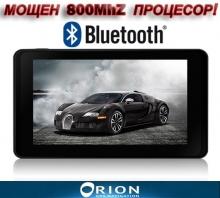 GPS навигация ORION Z5BT– 5 инча + 800MhZ + Bluetooth + 8GB
