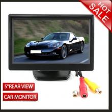5 инча TFT LCD Монитор за камера за задно виждане