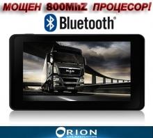 GPS навигация за камион ORION Z5BT– 5 инча, 800MhZ, Bluetooth, 8GB