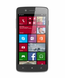 Смартфон PRESTIGIO MultiPhone PSP8500 DUO, Четириядрен, Windows 8.1, 1GB RAM, 8mpx