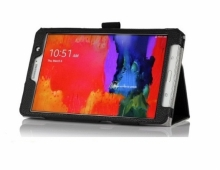 Кожен калъф за таблет Samsung Galaxy Tab Pro - 8.4 инча T320, T325 - Папка