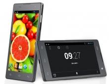 Четириядрен смартфон Privileg JK-12 - 5 инча, 2 СИМ, 3G, БГ Меню