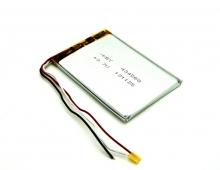 Универсална батерия за GPS навигация 7 инча - 1600мah, 3.7V - 2 извода