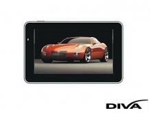 GPS навигация DIVA 5019 EU - 5 инча, 800MHZ, 256RAM, 8GB