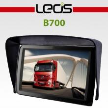 Двуядрена GPS навигация за камиони LEOS B700 7 инча, 800MHZ, 256RAM, 8GB + СЕННИК
