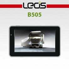 Двуядрена GPS навигация за камиони LEOS B505 5 инча, 800MHZ, 256RAM
