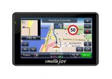 GPS навигация за камиони Smailo Joy V2 4.3 инча, Карта България и Европа